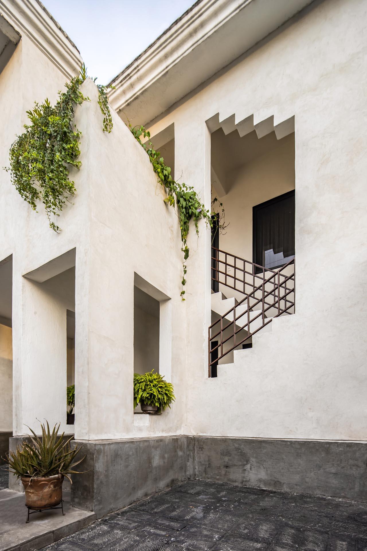 viviendas montes exterior