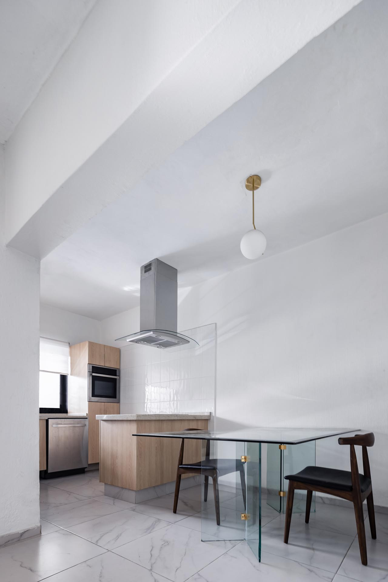 viviendas montes cocina