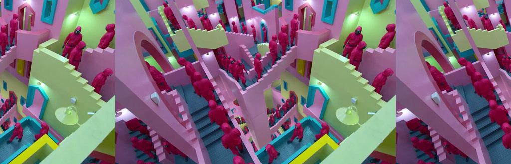 espacios-confinados-y-estetica-opresiva-del-juego-del-calamar